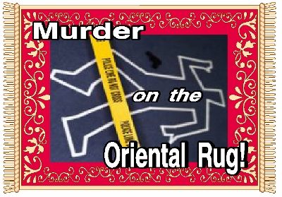 Murder on the Oriental Rug